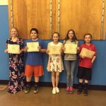 Students of the Month–PE
